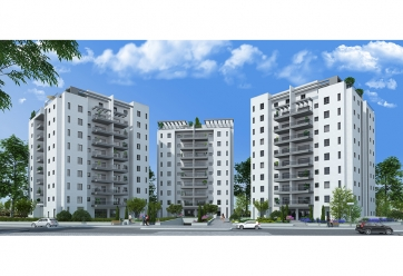 מגה וברק דירות חדשות ופרויקטים חדשים ברחובות | יד2 DX-32
