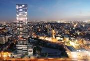 פרוייקטים חדשים ודירות חדשות: מתחם דירות יוקרה - ELITE TOWERS ברמת גן