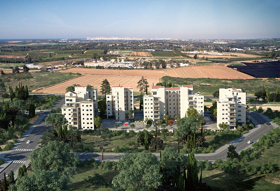 מותג חדש פרויקט evergreen של מעוז דניאל ברעננה | יד2 HH-72