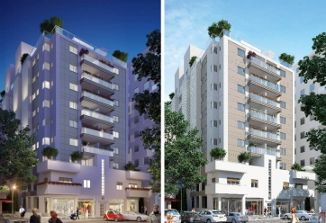 עדכון מעודכן דירות חדשות ופרויקטים חדשים ברמת גן | יד2 UI-29