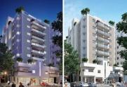 פרוייקטים חדשים ודירות חדשות: סביון בביאליק ברמת גן