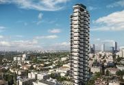 Geffen Tower-רמת גן