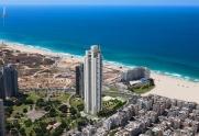 פרוייקטים חדשים ודירות חדשות: מגדל נוה נוף בבת ים