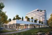 SKY CENTER - מרכז עסקים, בילוי ופנאי-יהוד מונוסון