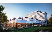 פרוייקטים חדשים ודירות חדשות: SKY CENTER - מרכז עסקים, בילוי ופנאי ביהוד מונוסון