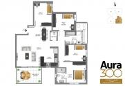 פרוייקטים חדשים ודירות חדשות: אאורה 300 בחולון