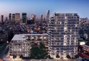 פרוייקטים חדשים ודירות חדשות: Florentin square בתל אביב יפו