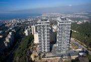 פרוייקטים חדשים ודירות חדשות: מנרב בשמורה בחיפה