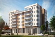 פרוייקטים חדשים ודירות חדשות: Hason central twins בחדרה