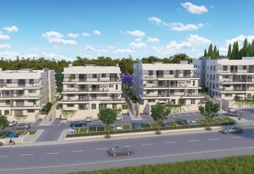 מפוארת דירות חדשות ופרויקטים חדשים בתל מונד | יד2 OB-34