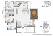 פרוייקטים חדשים ודירות חדשות: רימון 3 בקרית ביאליק