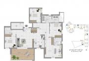 פרוייקטים חדשים ודירות חדשות: MANHATAN 15 בנתיבות