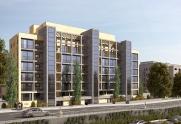 פרוייקטים חדשים ודירות חדשות: הרצוג מול הגן הבוטני בירושלים